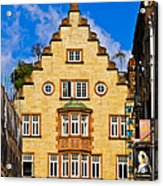 Lisle Street Acrylic Print by Christi Kraft