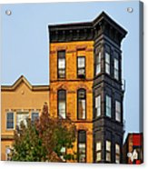 Living In Chicago Lincoln Park Acrylic Print by Christine Till