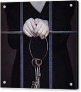 Locked-in Acrylic Print by Joana Kruse