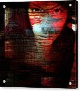 Looking Through Acrylic Print by Gun Legler
