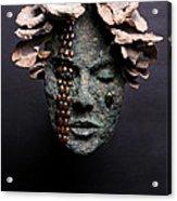 Lorelei Acrylic Print by Adam Long