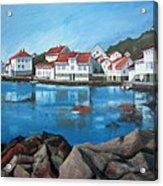 Loshavn Acrylic Print by Janet King