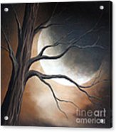 Lost In Your Beauty By Shawna Erback Acrylic Print by Shawna Erback