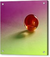 Lost Marbles  Acrylic Print by Tom Druin