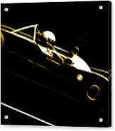 Lotus 23b Racer Acrylic Print by Phil 'motography' Clark