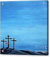 Love And Grace By Shawna Erback Acrylic Print by Shawna Erback