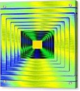 Luminous Energy 18 Acrylic Print by Will Borden