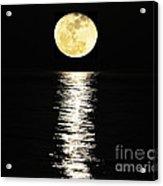 Lunar Lane 03 Acrylic Print by Al Powell Photography USA