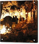 Luray Caverns - 1212162 Acrylic Print by DC Photographer