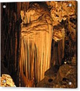 Luray Caverns - 121277 Acrylic Print by DC Photographer
