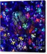 Mad Hatter Acrylic Print by Holley Jacobs