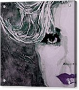 Marilyn No9 Acrylic Print by Paul Lovering