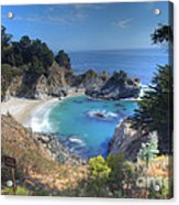 Mcway Falls Acrylic Print by Marco Crupi