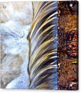 Zen Weir Acrylic Print by EXparte SE