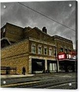 Memphis - The Orpheum 001 Acrylic Print by Lance Vaughn