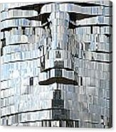 Metalmorphosis Spewing Acrylic Print by Randall Weidner