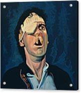 Michael Palin Acrylic Print by Paul Meijering
