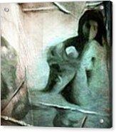 Mirror Room Acrylic Print by Gun Legler