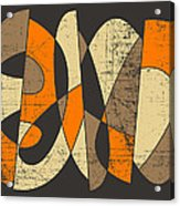 Misplaced Acrylic Print by Jazzberry Blue