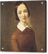 Molteni, Giuseppe 1800-1867. Portrait Acrylic Print by Everett