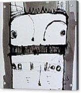 Monstra No. 1 Acrylic Print by Mark M  Mellon
