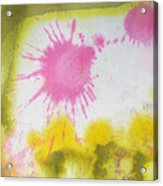 Morning Has Broken Acrylic Print by Malinda Kopec