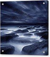 Morpheus Kingdom Acrylic Print by Jorge Maia