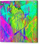 Mother Of Exiles 20130618m60 Long Acrylic Print by Wingsdomain Art and Photography