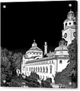 Mueller'sches Volksbad - Munich Germany Acrylic Print by Christine Till