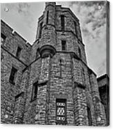 Museum At The Castle  8301 Acrylic Print by Guy Whiteley