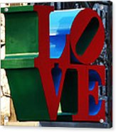 My Love  Acrylic Print by Bill Cannon
