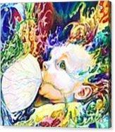 My Soul Acrylic Print by Kd Neeley