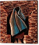 My Spirit Lingers Acrylic Print by Carl Bandy