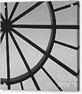 Mystic Wheel  Acrylic Print by Steven Milner