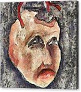 Nagging Doubts Acrylic Print by Michal Boubin