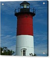 Nauset Beach Lighthouse Acrylic Print by Juergen Roth