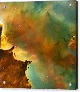 Nebula Cloud Acrylic Print by Jennifer Rondinelli Reilly - Fine Art Photography
