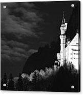 Neuschwanstein Castle Acrylic Print by Matt MacMillan