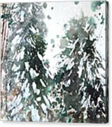 New England Landscape No.223 Acrylic Print by Sumiyo Toribe