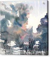 New England No.197 Acrylic Print by Sumiyo Toribe