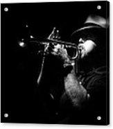 New Orleans Jazz Acrylic Print by Brenda Bryant