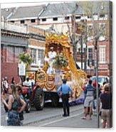 New Orleans - Mardi Gras Parades - 121259 Acrylic Print by DC Photographer