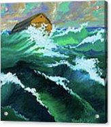 Noah's Ark Acrylic Print by Karon Melillo DeVega