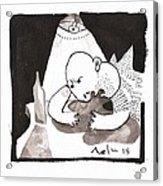 Noctis No. 9  Acrylic Print by Mark M  Mellon