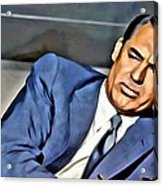 North By Northwest Acrylic Print by Florian Rodarte