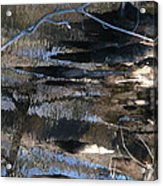 ...not Painting... Acrylic Print by Charles Struse Sr