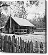 Okefenokee Home Acrylic Print by Southern Photo