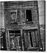 Old Bodie Building Acrylic Print by Garry Gay