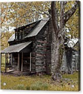 Old Home Place Acrylic Print by TnBackroadsPhotos