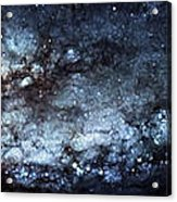 On The Galaxy Edge Acrylic Print by The  Vault - Jennifer Rondinelli Reilly